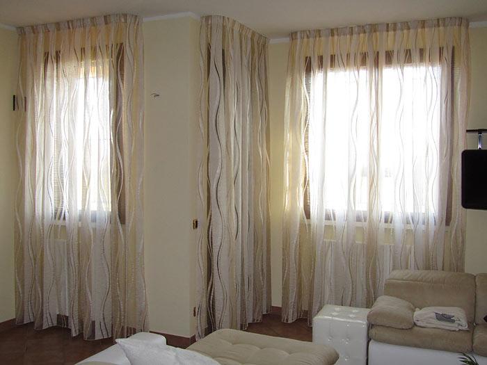 Tende Sala Da Pranzo Moderne ~ idee di design per la casa